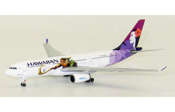 JC Wings 1:500 Hawaiian Airlines Airbus A330-200 'Moana' N390HA (JC5HAL119 / XX5119)