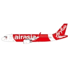 JC Wings 1:400 Indonesia AirAsia Airbus A320-200SL PK-AZD (XX4377)