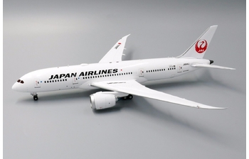 JC Wings 1:200 JAL Japan Airlines Boeing B787-800 Dreamliner JA844J (JC2JAL158 / XX2158)