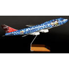 JC Wings 1:200 JAL Japan Airlines Boeing B747-400D 'Dream Express 21 No. 5 - Tokyo Disney Sea' JA8905 (BBOX2531)