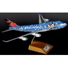 JC Wings 1:200 JAL Japan Airlines Boeing B747-400 'Dream Express 21 No. 4 - Tokyo Disney Sea' JA8912 (BBOX2530)