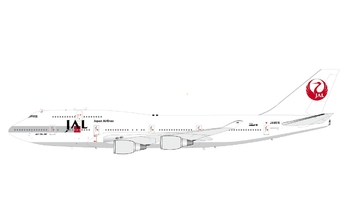 JC Wings 1:200 JAL Japan Airlines Boeing B747-400 'JAL's 100th 747' JA8915 (JC2JAL406 / XX2406)