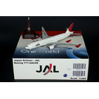 JC Wings 1:200 JAL Japan Airlines Boeing B777-200 JA706J (XX2843)