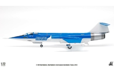 JC Wings Military 1:72 Starfighters Aerospace Aerobatic Team Lockheed F-104 Starfighter N104RB (JCW-72-F104-001)