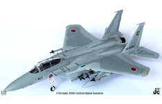 JC Wings Military 1:72 Japan Air Self-Defence Force (JASDF) Mitsubishi F-15J Eagle, 306th TFS, Komatsu AB, 72-8962 (JCW-72-F15-001) with Stand