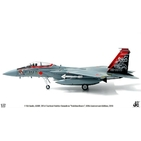 JC Wings Military 1:72 Japan Air Self-Defence Force (JASDF) Mitsubishi F-15J Eagle, 201st TFS 'Fighting Bears', '60th Anniversary', 32-8943 (JCW-72-F15-006) with Stand