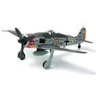 JC Wings Military 1:72 Luftwaffe Focke-Wulf FW 190A-4 'Major Hermann Graf', W. Nr. 634, France 1943, I./JG2 (JCW-72-FW190-001)
