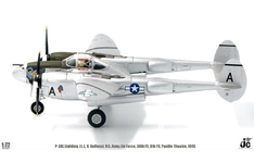 JC Wings Military 1:72 United States Army Air Force (USAAF) Lockheed P-38L Lightning 'Vagrant Virgin', 36th FS, 8th FG, San Jose, Philippines, 1945 44-26176 (JCW-72-P38-001)