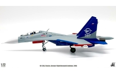 JC Wings Military 1:72 Gromov Flight Research Institute Sukhoi Su-30LL Flanker, White 597 (JCW-72-SU30-006) with Stand