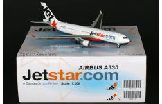 JC Wings 1:200 Jetstar Airways Airbus A330-200 'White' VH-EBC (XX2672)
