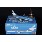 JC Wings 1:200 KLM Royal Dutch Airlines McDonnell Douglas MD-11 'Last Flight' PH-KCD (XX2968)