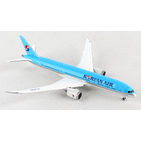 JC Wings 1:400 Korean Air Boeing B787-900 Dreamliner 'Delivery - Flaps Down' HL8081 (XX4234A)