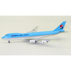 JC Wings 1:400 Korean Air Cargo Boeing B747-800F HL7639 (XX4041)