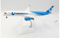 JC Wings 1:200 French Blue Airbus A350-900 XWB 'Delivery - Flaps Up' F-HREU (LH2159)