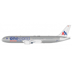 JC Wings 1:200 American Airlines Boeing B767-300(ER) 'OneWorld' N395AN (LH2173)