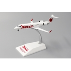 JC Wings 1:200 Air Canada Jazz Bombardier CRJ-200 'Red' C-GKEW (LH2192)