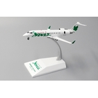 JC Wings 1:200 Air Canada Jazz Bombardier CRJ-200 'Green' C-FDJA (LH2193)