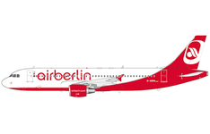 JC Wings 1:200 Air Berlin Airbus A320-200 'Last Commercial Flight' D-ABNW (LH2201)
