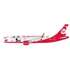 JC Wings 1:200 Air Berlin Airbus A320-200S 'Flying Home for Christmas' D-ABNM (LH2205)