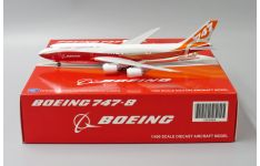 JC Wings 1:400 Boeing Aircraft Company Boeing B747-8 Intercontinental 'Sunrise' N6067E (LH4004)