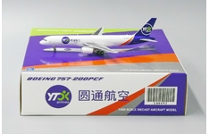 JC Wings 1:400 YTO Cargo Airlines Boeing B757-200F B-2859 (LH4092)