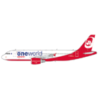 JC Wings 1:400 Air Berlin Airbus A320-200 'OneWorld' D-ABHO (LH4098)