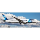 JC Wings 1:400 EgyptAir Boeing B787-900 Dreamliner 'Delivery - Flaps Up' SU-GER (LH4144)