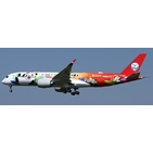 JC Wings 1:400 Sichuan Airlines Airbus A350-900 XWB 'Panda Route - Flaps Up' B-306N (LH4145)
