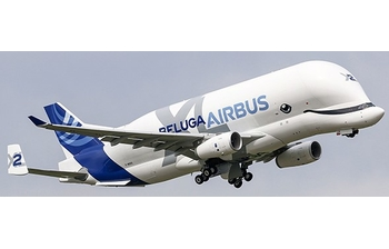 JC Wings 1:400 Airbus Transport International Airbus A330-700L Beluga XL 'No. 2' F-WBXS (LH4BGA147 / LH4147)