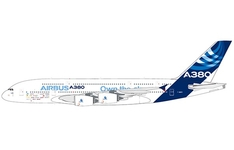 JC Wings 1:400 Airbus Industries Airbus A380-800 'Own The Sky' F-WWDD (LH4151)
