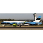 JC Wings 1:400 Air Baltic Airbus A220-300 'Estonian Flag' YL-CSJ (LH4158)
