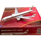 JC Wings 1:400 Thai Airways International Boeing B777-300 'Sukhirin - Flaps Up' HS-TKE (LH4172)