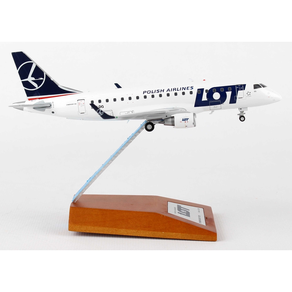 JC Wings 1:200 LOT Polish Airlines Embraer ERJ-170 SP-LDG
