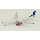 JC Wings 1:400 SAS Scandinavian Airlines Airbus A330-300 LN-RKH (XX4302)