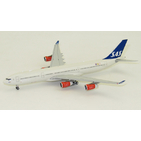 JC Wings 1:400 SAS Scandinavian Airlines Airbus A340-300 LN-RKF (XX4303)