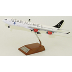 JC Wings 1:200 SAS Scandinavian Airlines Airbus A340-300 'Star Alliance' OY-KBM (XX2094)