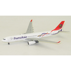 JC Wings 1:400 TransAsia Airways Airbus A330-300 B-22105 (XX4304)