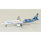JC Wings 1:400 Turkish Airlines Airbus A321-200 'Turkey - Discover the Potential' TC-JRG (XX4305)