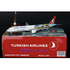 JC Wings 1:200 Turkish Airlines Boeing B777-300(ER) 'Istanbul - San Francisco' TC-JJU (XX2790)
