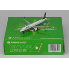 JC Wings 1:400 Uni Air Airbus A321-200SL B-16209 (XX4679)