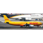 JC Wings 1:200 Air Hong Kong (DHL) Airbus A330-200F B-LDS (XX20111)