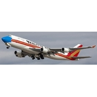 JC Wings 1:200 Kalitta Air Boeing B747-400(BCF) 'Face Mask - Flaps Up' N744CK (XX20120)