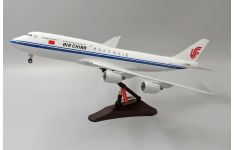 JC Wings 1:200 Air China Boeing B747-800i VIP 'Chinese Air Force One' B-2479 (XX2066)