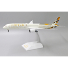 JC Wings 1:200 Etihad Airways Boeing B787-10 Dreamliner 'Delivery' A6-BMA (XX2067)