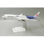 JC Wings 1:200 China Airlines Airbus A350-900 XWB 'Carbon Fibre - Flaps Down' B-18918 (XX2141A)