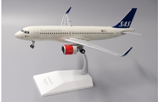 JC Wings 1:200 SAS Scandinavian Airlines Airbus A320-200 NEO 'Sol Viking ' LN-RGL (XX2171)
