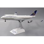 JC Wings 1:200 United Airlines Boeing B747-400 '747 Friendship - Last Flight - Flaps Up' N118UA (XX2203)