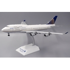 JC Wings 1:200 United Airlines Boeing B747-400 '747 Friendship - Last Flight - Flaps Down' N118UA (XX2203A)