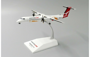 JC Wings 1:200 QantasLink (Sunstate Airlines) de Havilland 'Dash-8' DHC-8-400 Q400 'Taronga - Western Plains Zoo' VH-QOW (JC2QFA207 / XX2207)