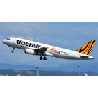 JC Wings 1:200 Tigerair Taiwan Airbus A320-200 B-50003 (XX2223)